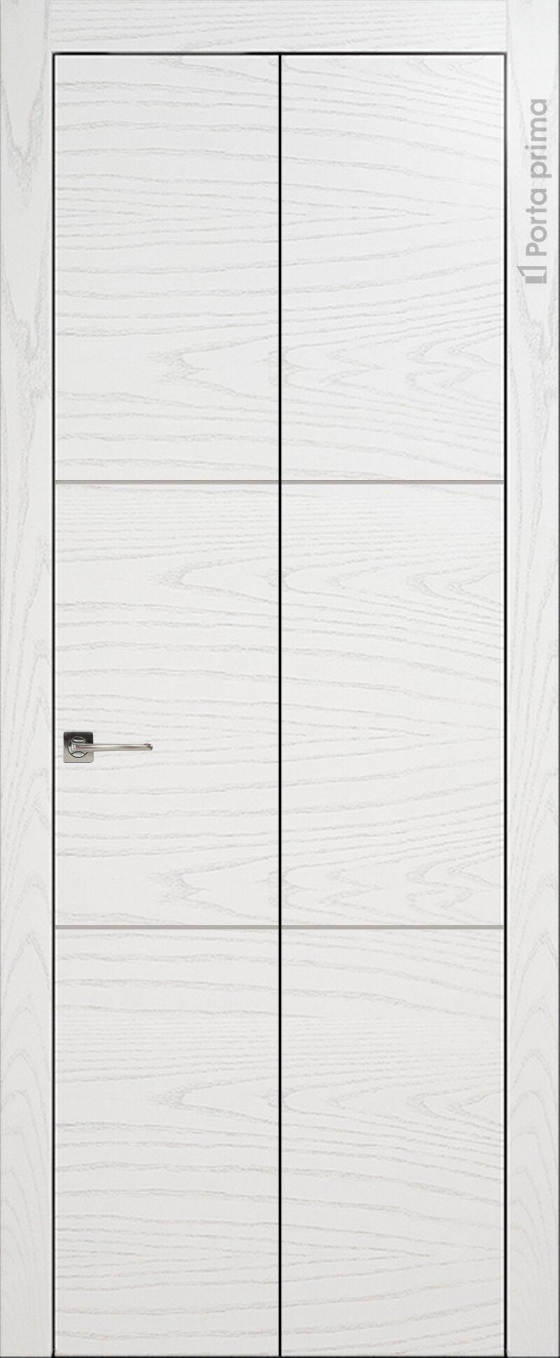 Tivoli В-2 Книжка цвет - Ясень белая эмаль Без стекла (ДГ)