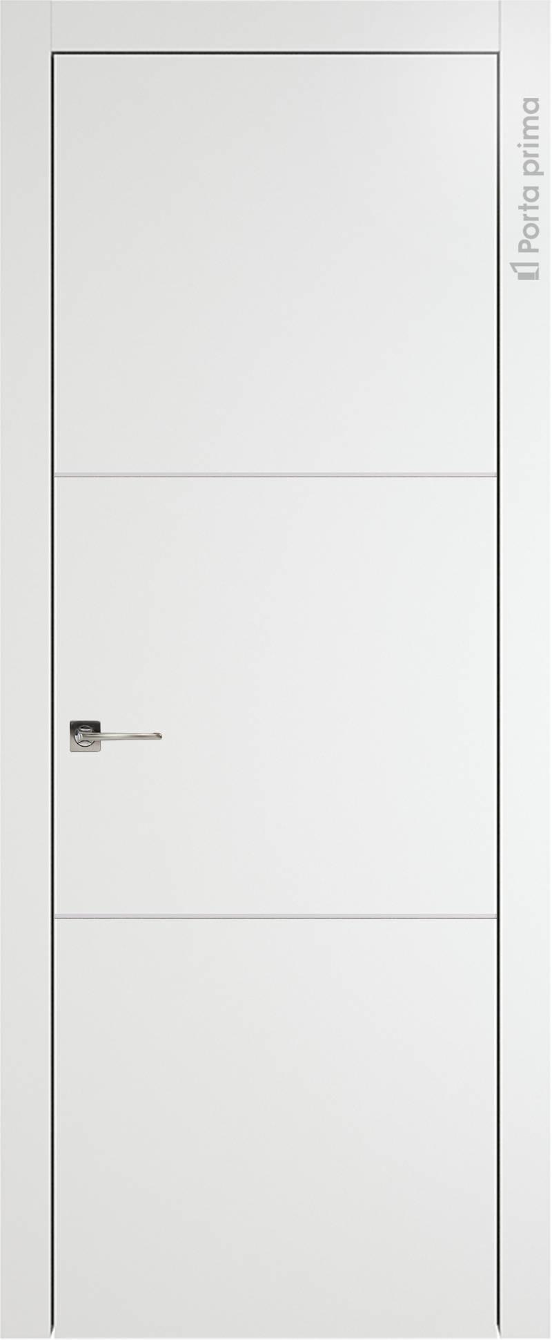 Tivoli В-3 цвет - Белая эмаль (RAL 9003) Без стекла (ДГ)