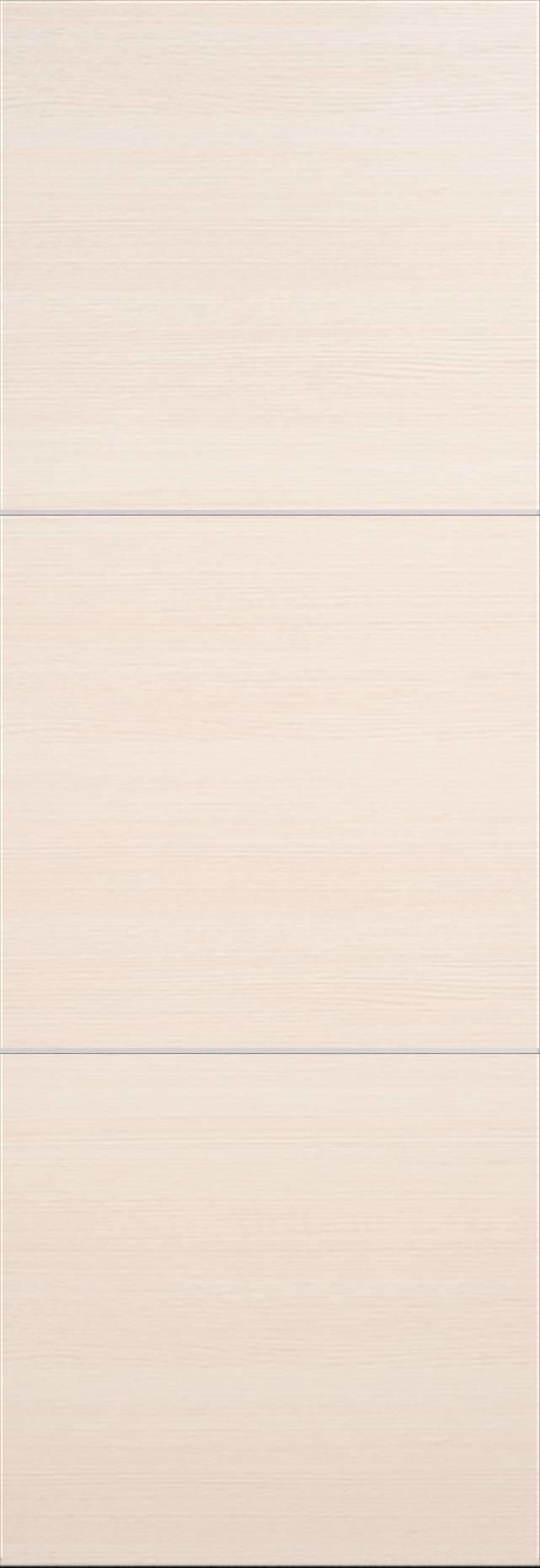 Tivoli В-3 Invisible цвет - Беленый дуб Без стекла (ДГ)