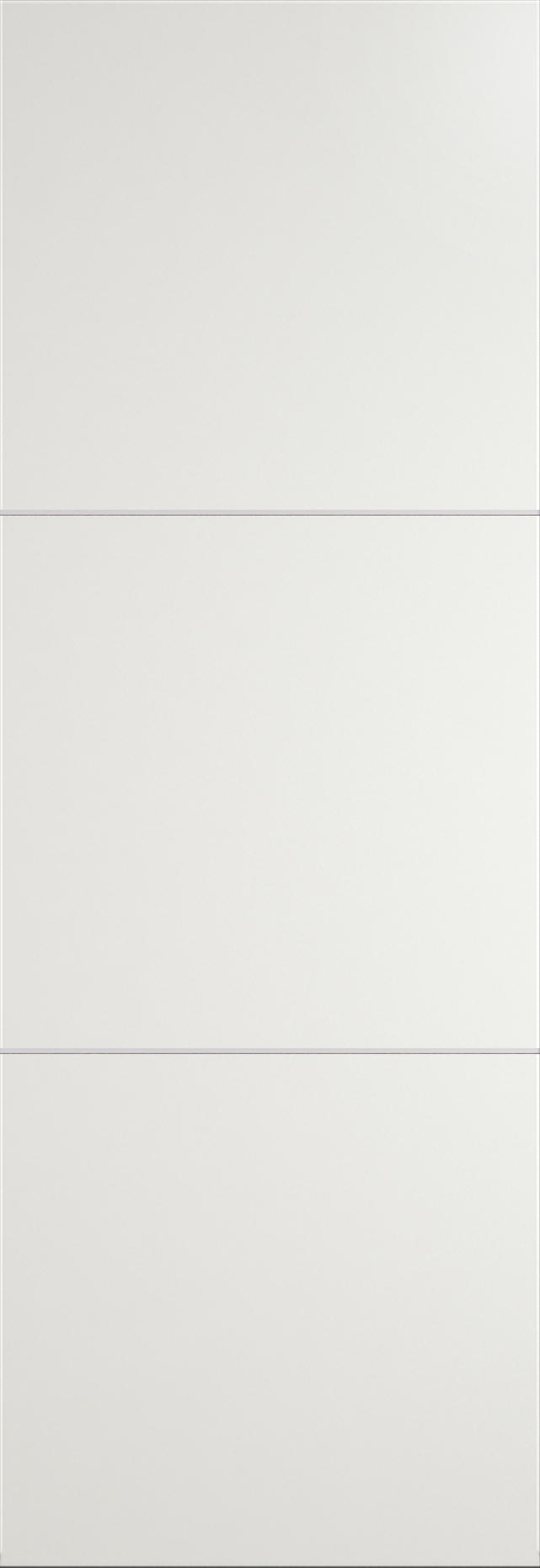 Tivoli В-3 Invisible цвет - Бежевая эмаль Без стекла (ДГ)