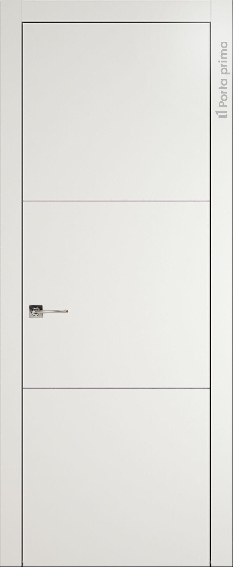 Tivoli В-3 цвет - Бежевая эмаль (RAL 9010) Без стекла (ДГ)