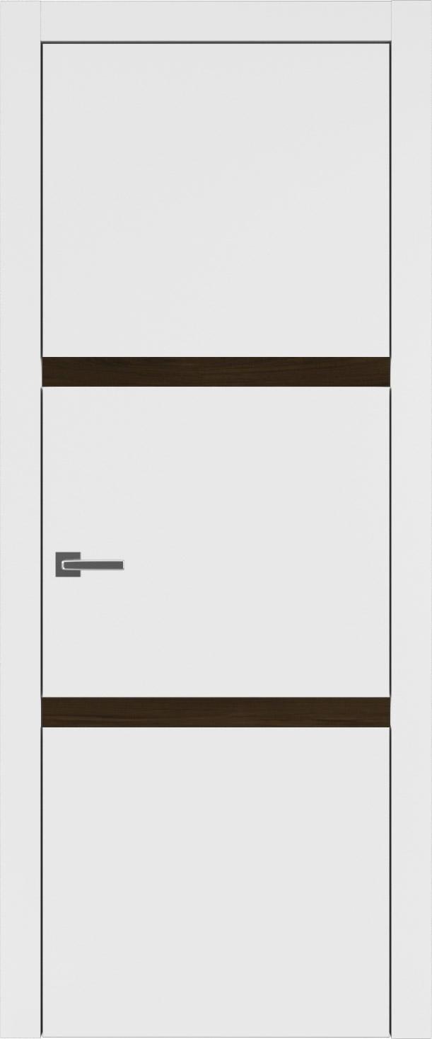 Tivoli В-4 цвет - Белая эмаль (RAL 9003) Без стекла (ДГ)