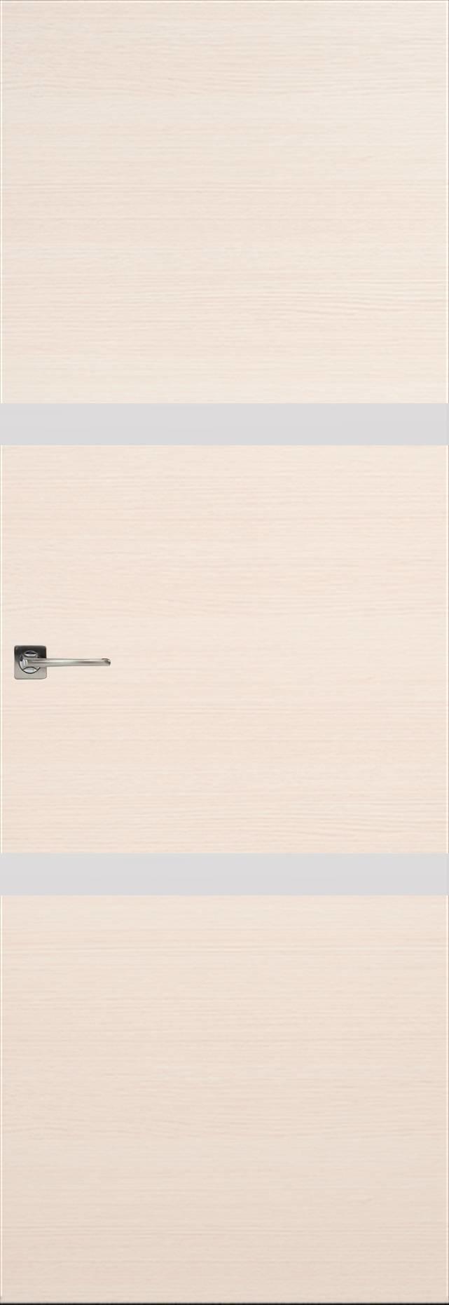 Tivoli В-4 Invisible цвет - Беленый дуб Без стекла (ДГ)