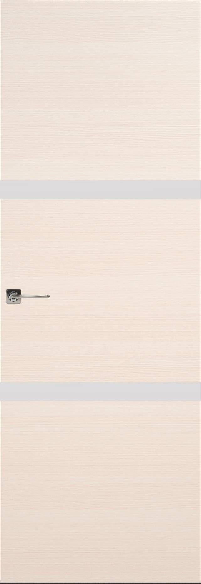 Tivoli В-4 Невидимка цвет - Беленый дуб Без стекла (ДГ)