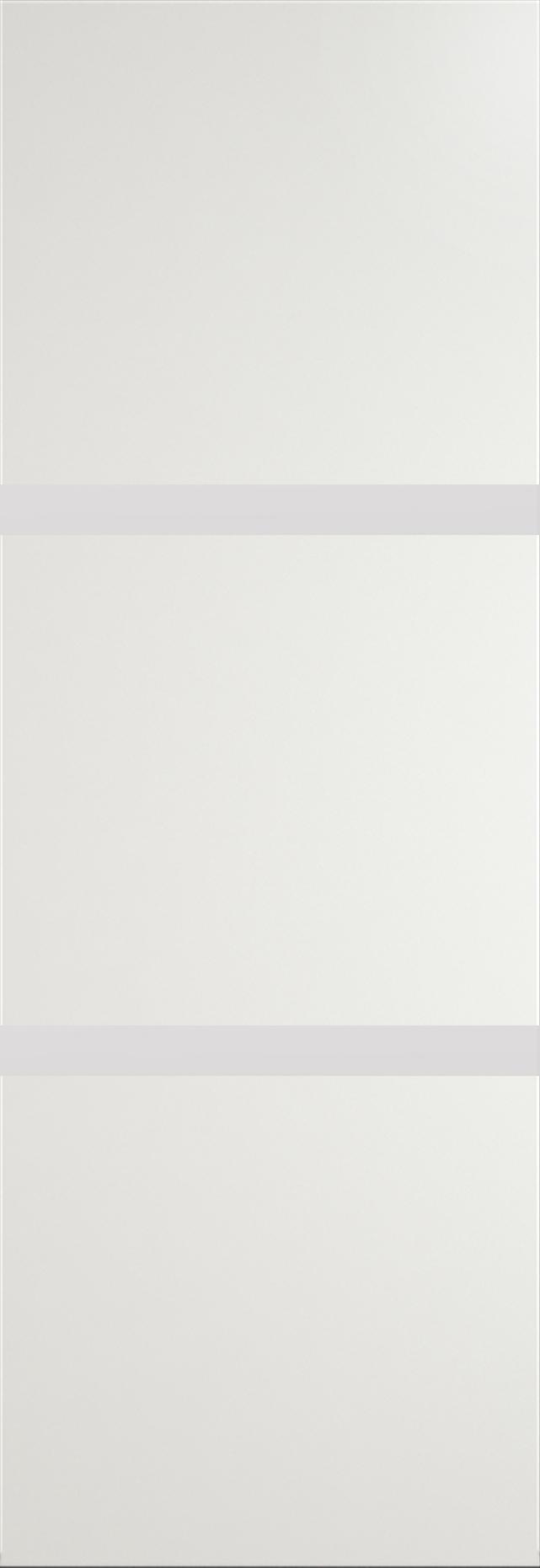 Tivoli В-4 Invisible цвет - Бежевая эмаль Без стекла (ДГ)