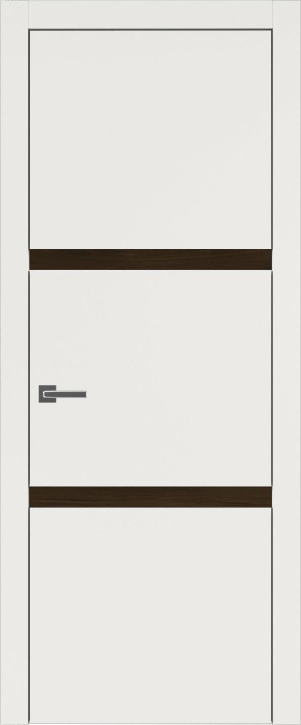 Tivoli В-4 цвет - Бежевая эмаль (RAL 9010) Без стекла (ДГ)