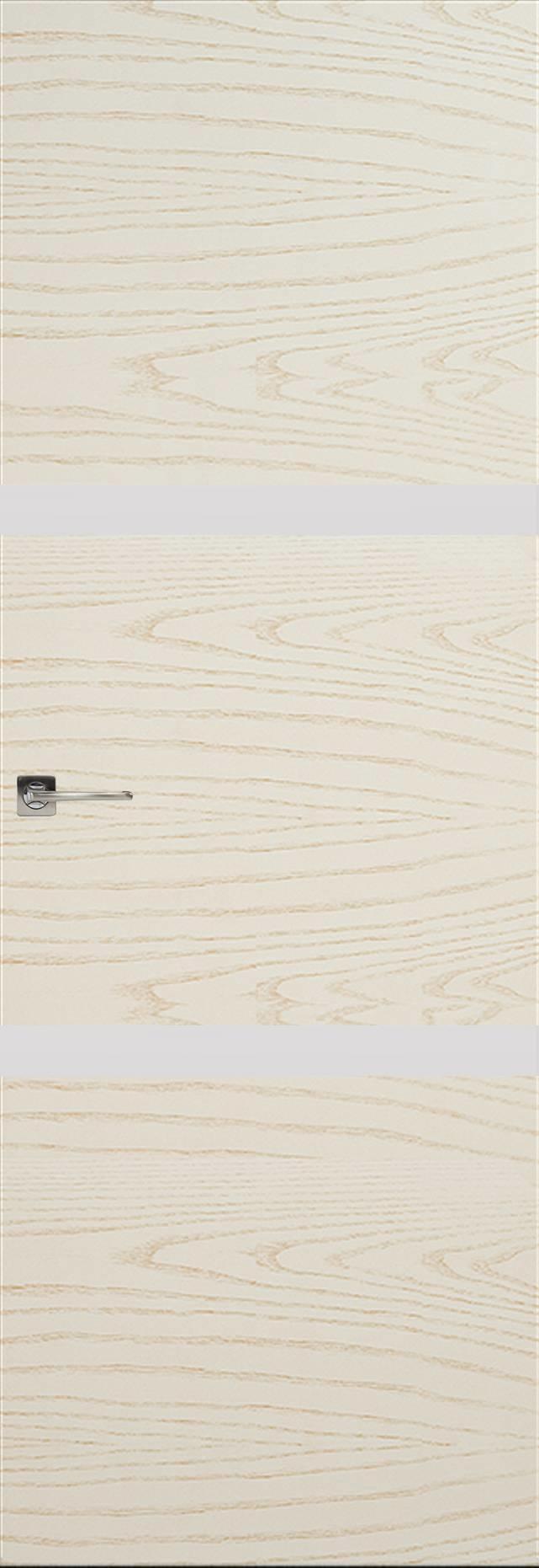 Tivoli В-4 Invisible цвет - Ясень бежевая эмаль Без стекла (ДГ)
