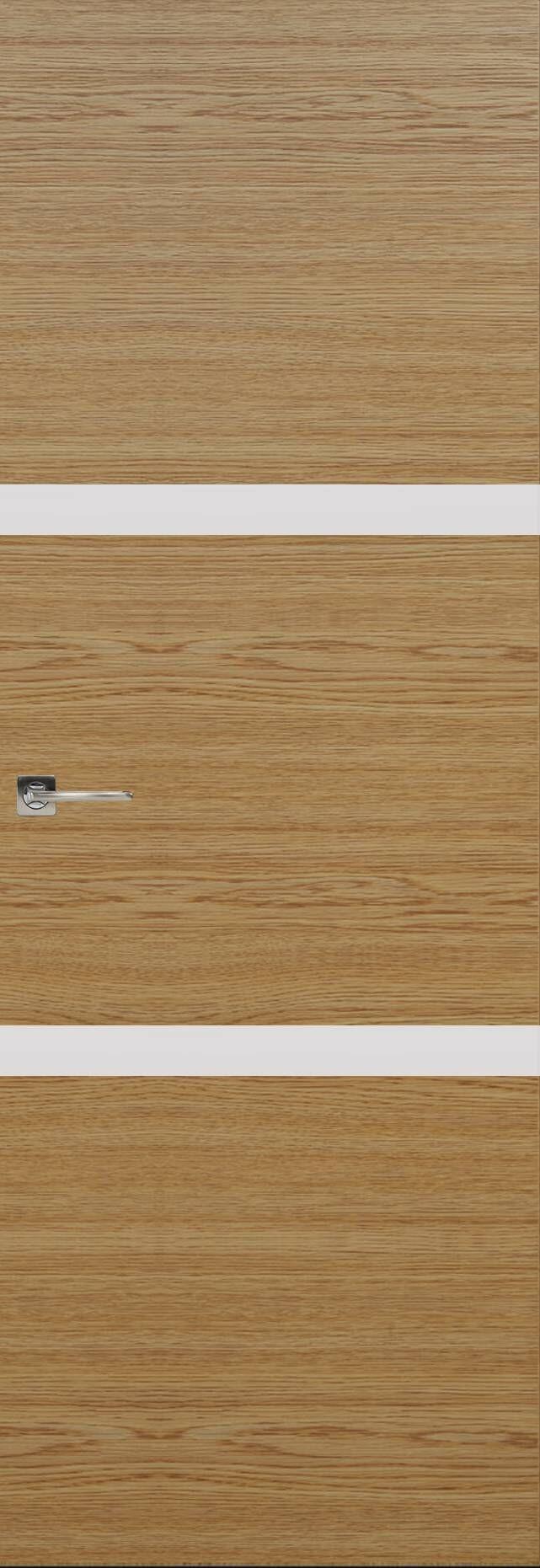 Tivoli В-4 Невидимка цвет - Дуб карамель Без стекла (ДГ)