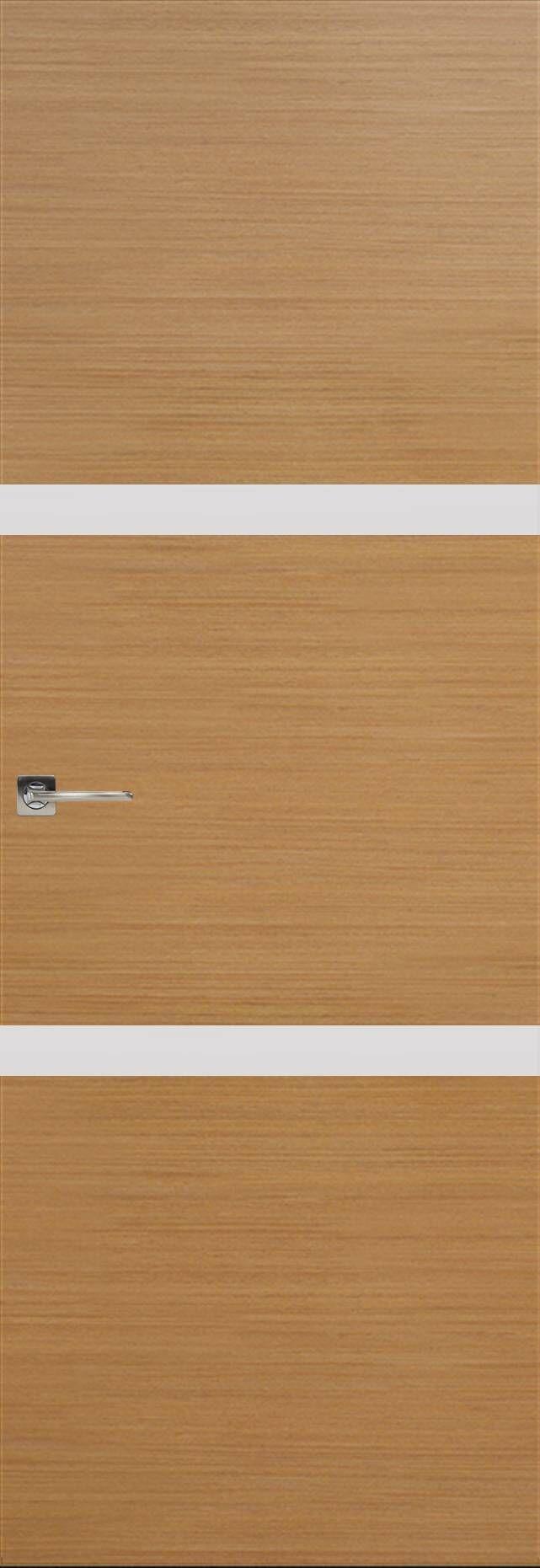 Tivoli В-4 Невидимка цвет - Миланский орех Без стекла (ДГ)
