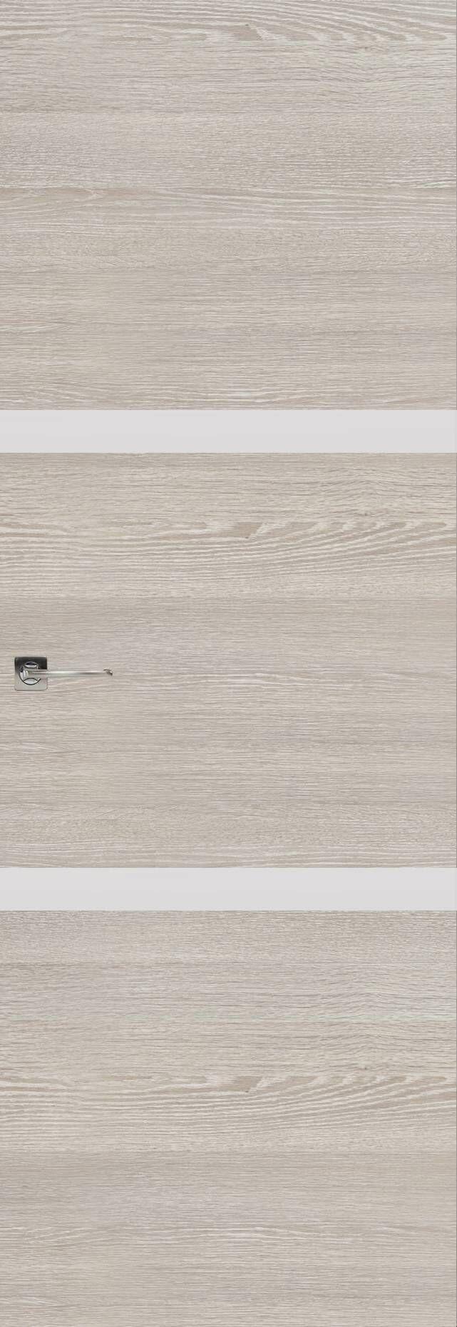 Tivoli В-4 Невидимка цвет - Серый дуб Без стекла (ДГ)