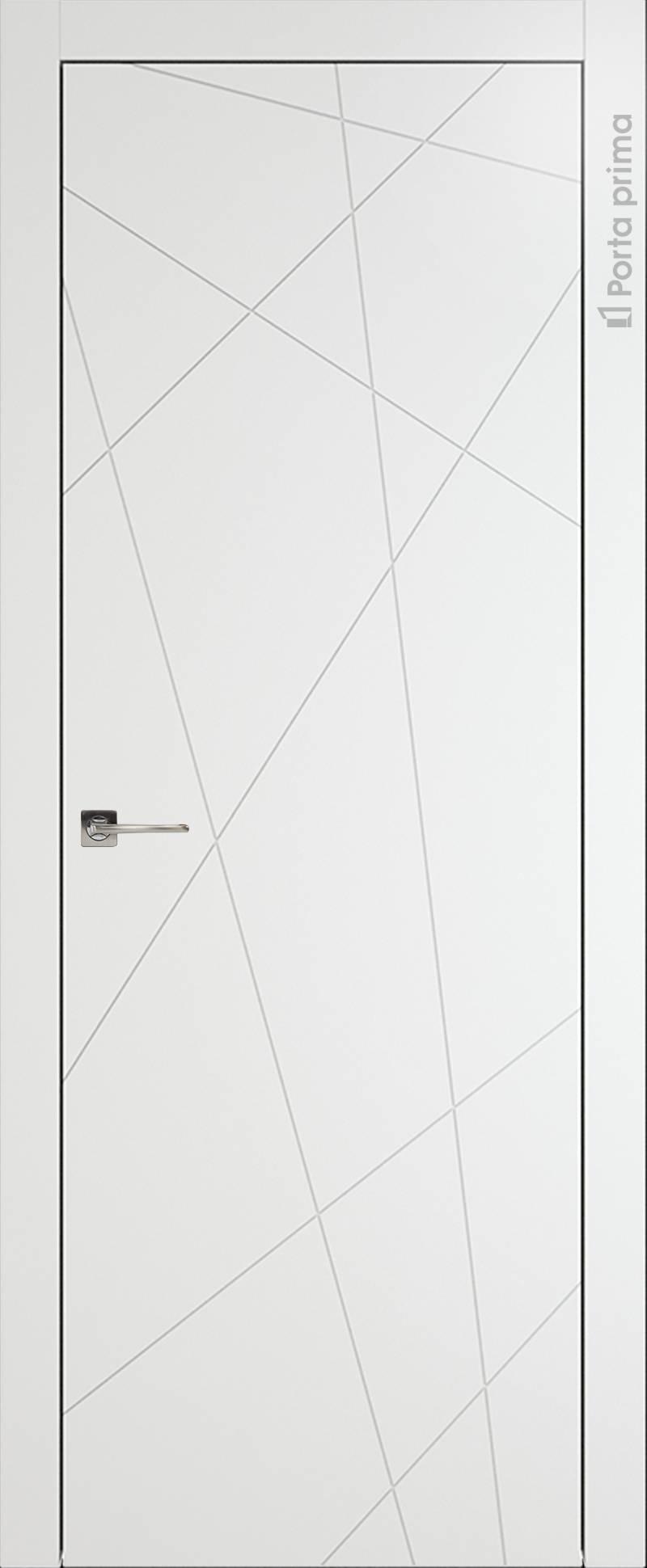 Tivoli В-5 цвет - Белая эмаль (RAL 9003) Без стекла (ДГ)