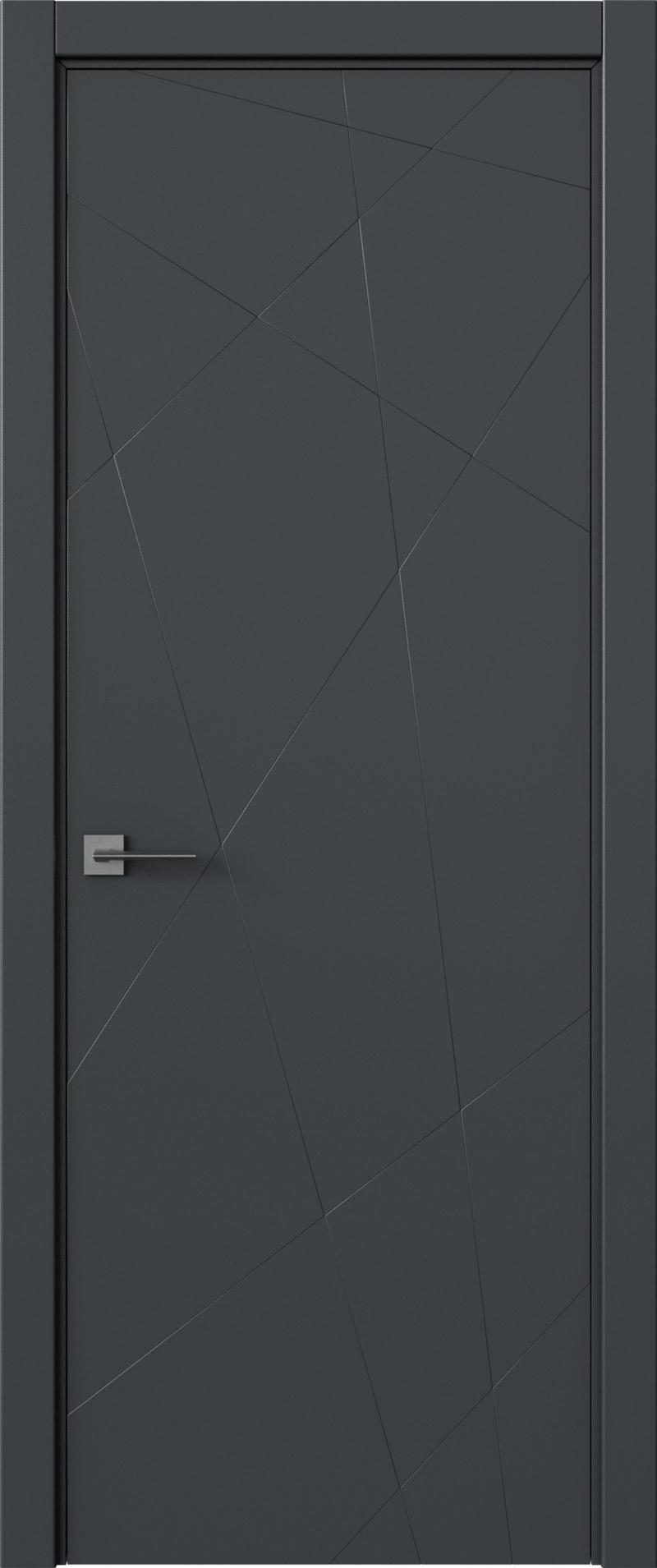 Tivoli В-5 цвет - Графитово-серая эмаль (RAL 7024) Без стекла (ДГ)