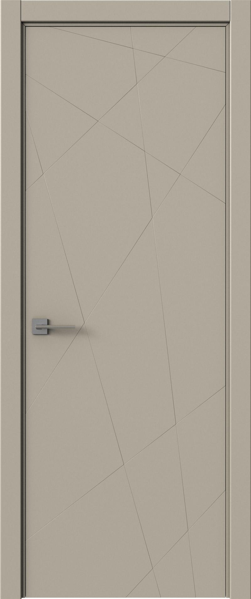 Tivoli В-5 цвет - Серо-оливковая эмаль (RAL 7032) Без стекла (ДГ)