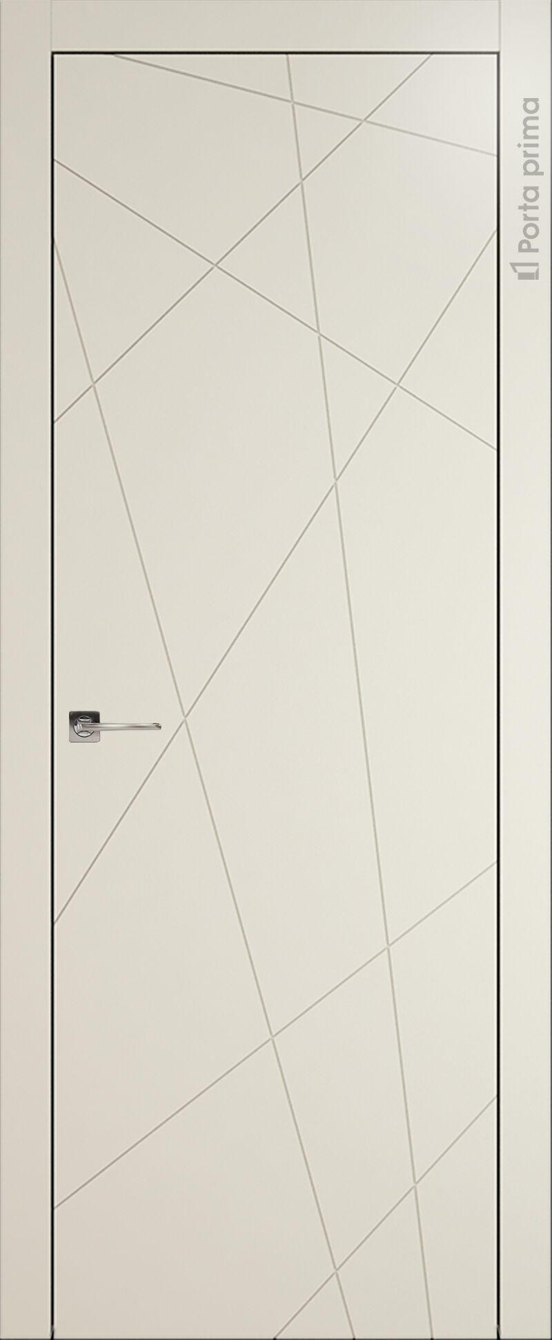 Tivoli В-5 цвет - Жемчужная эмаль (RAL 1013) Без стекла (ДГ)