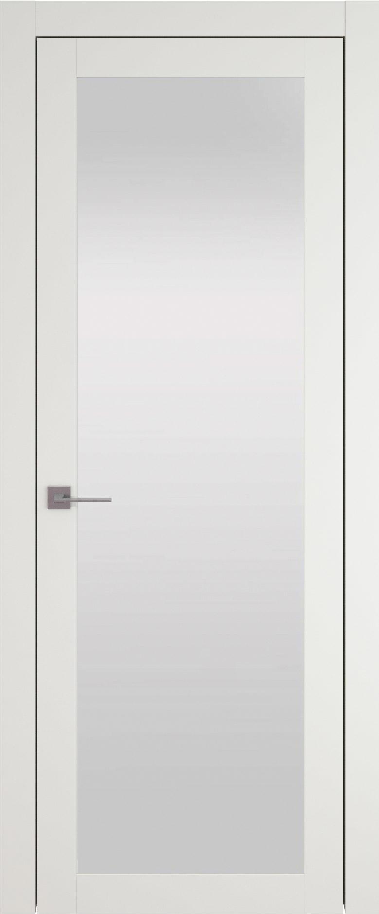 Tivoli З-1 цвет - Бежевая эмаль (RAL 9010) Со стеклом (ДО)