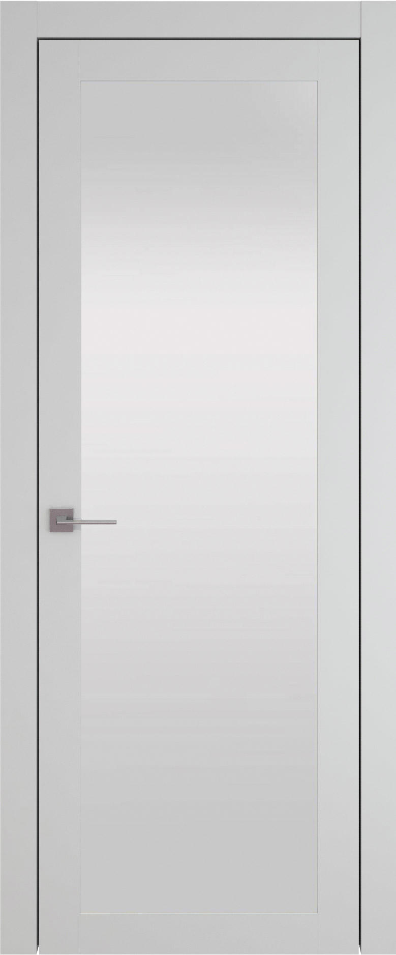 Tivoli З-1 цвет - Серая эмаль (RAL 7047) Со стеклом (ДО)