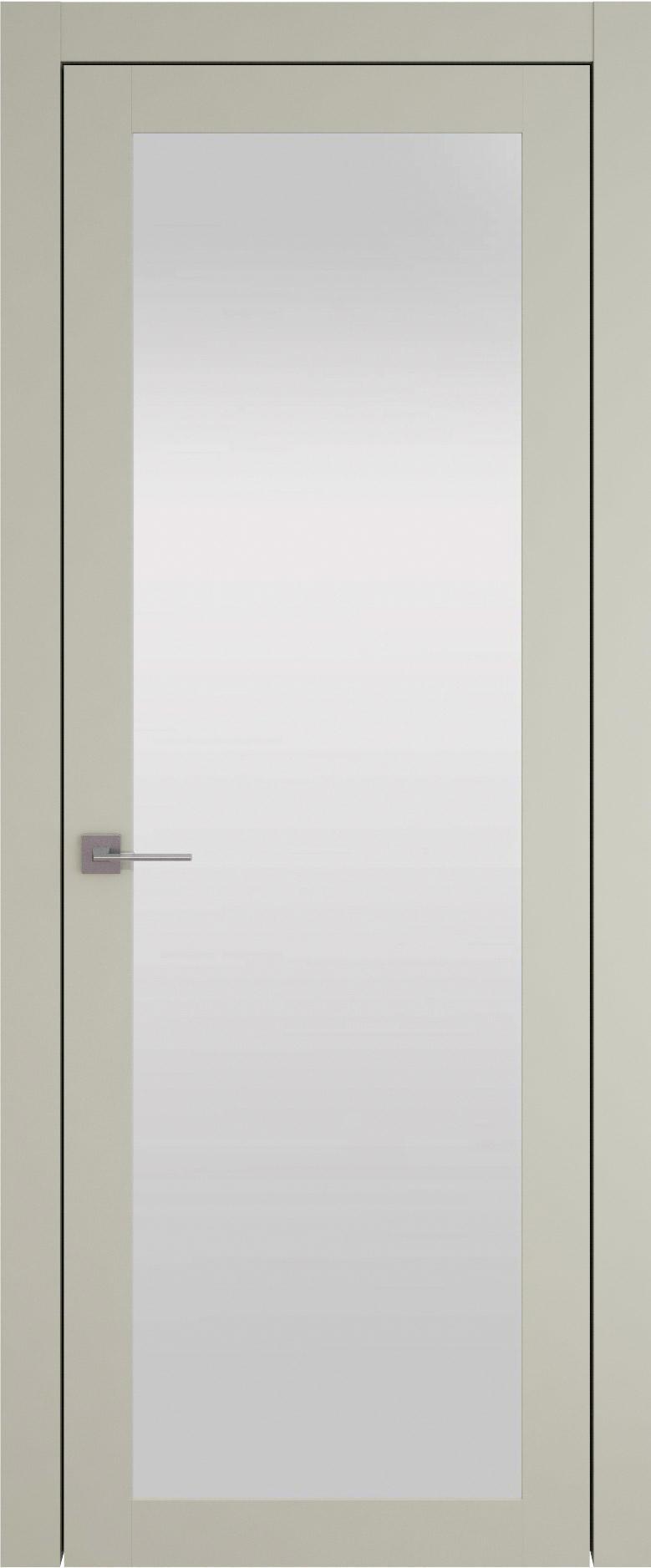 Tivoli З-1 цвет - Серо-оливковая эмаль (RAL 7032) Со стеклом (ДО)