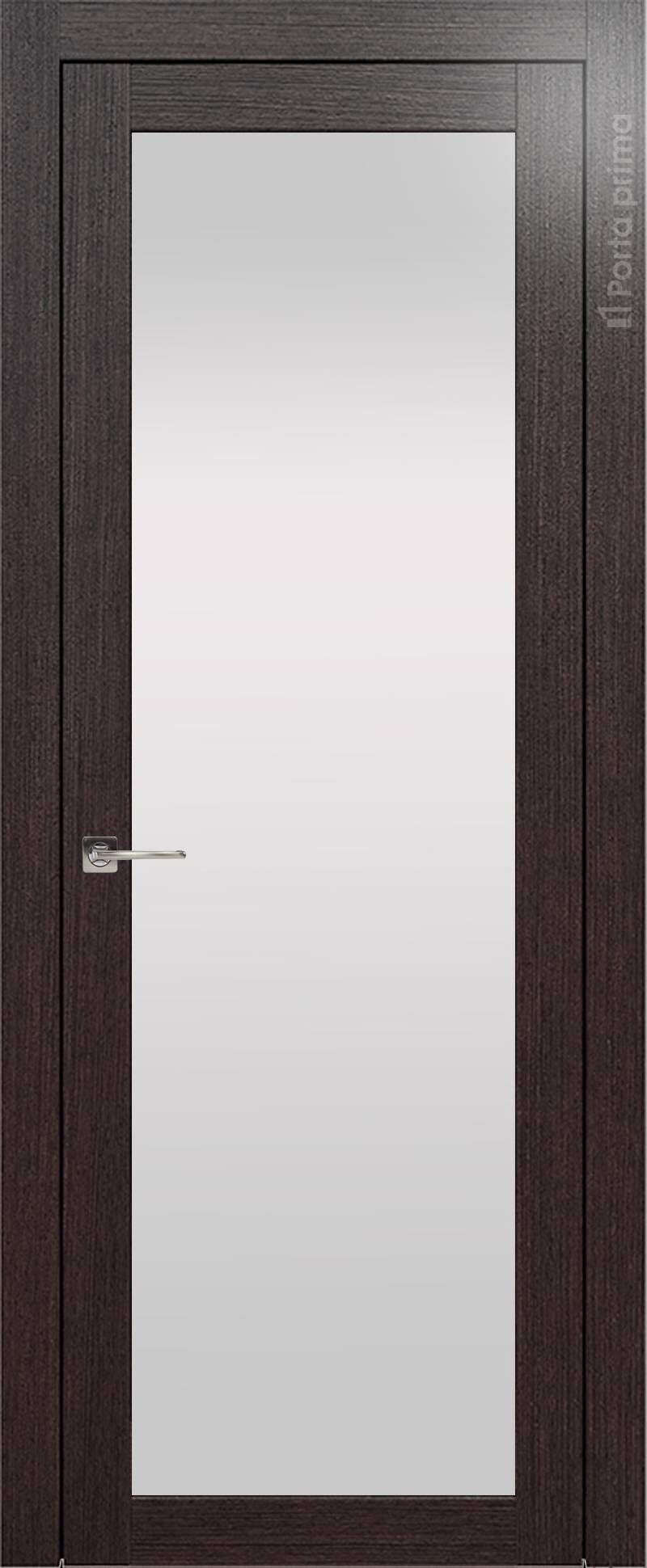 Tivoli З-1 цвет - Венге Шоколад Со стеклом (ДО)