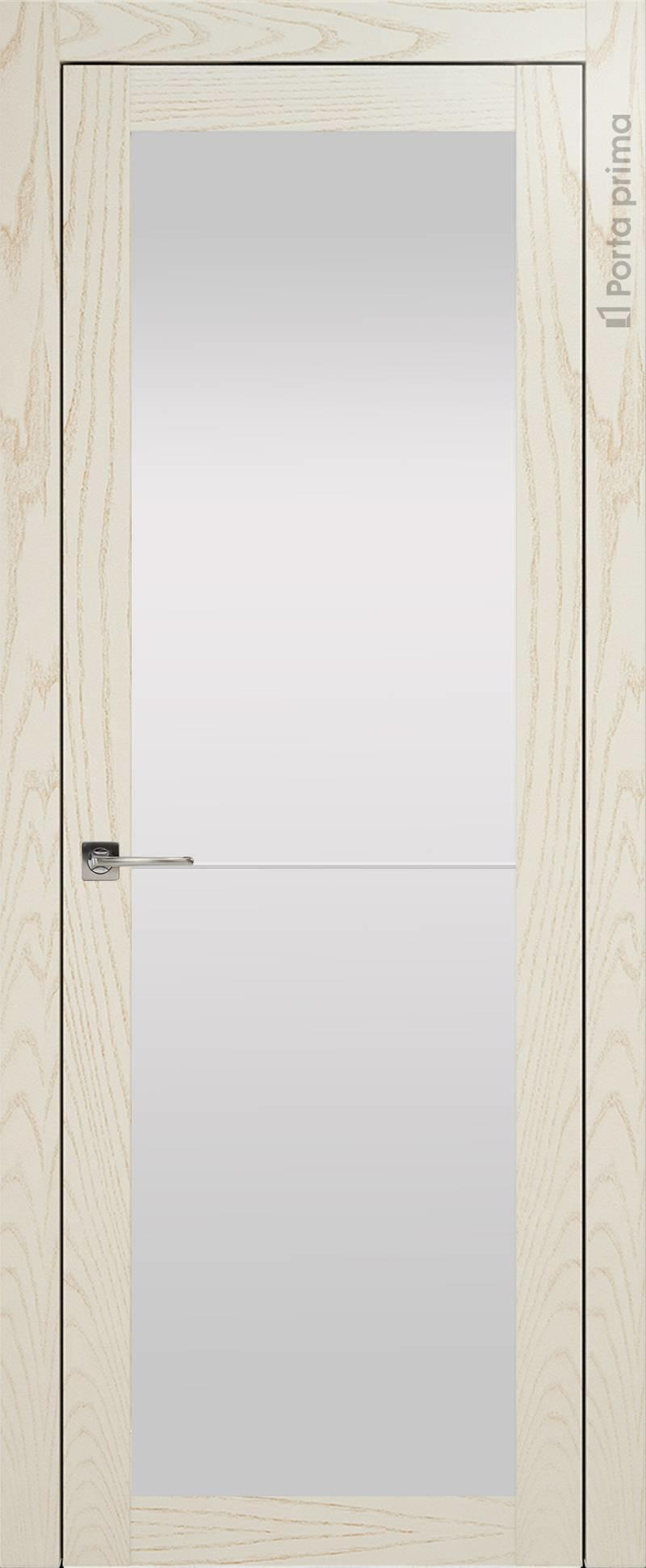 Tivoli З-2 цвет - Бежевый ясень Со стеклом (ДО)