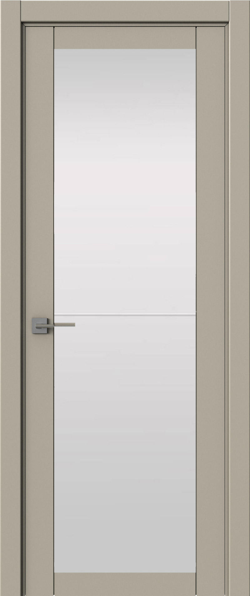 Tivoli З-2 цвет - Серо-оливковая эмаль (RAL 7032) Со стеклом (ДО)