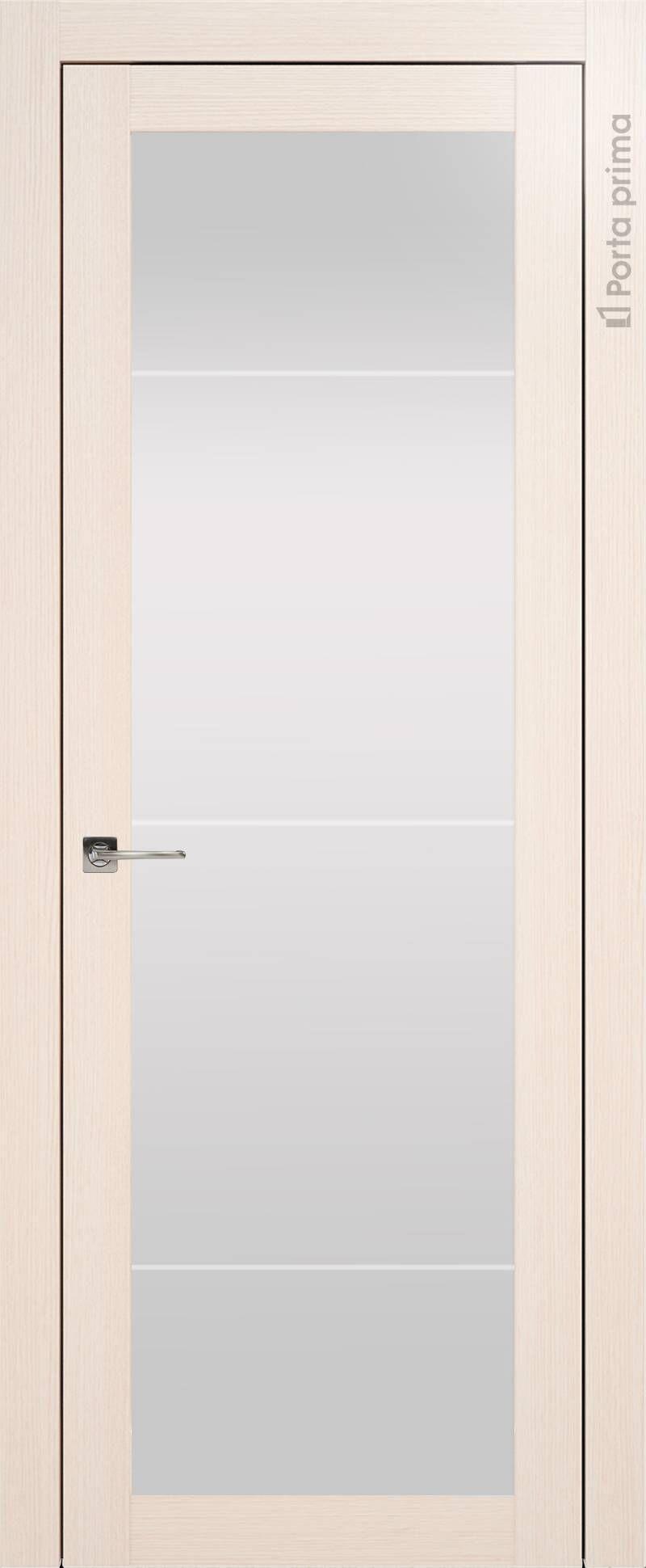 Tivoli З-3 цвет - Беленый дуб Со стеклом (ДО)