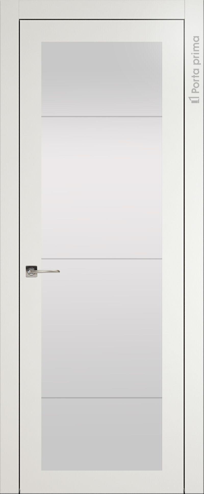 Tivoli З-3 цвет - Бежевая эмаль (RAL 9010) Со стеклом (ДО)
