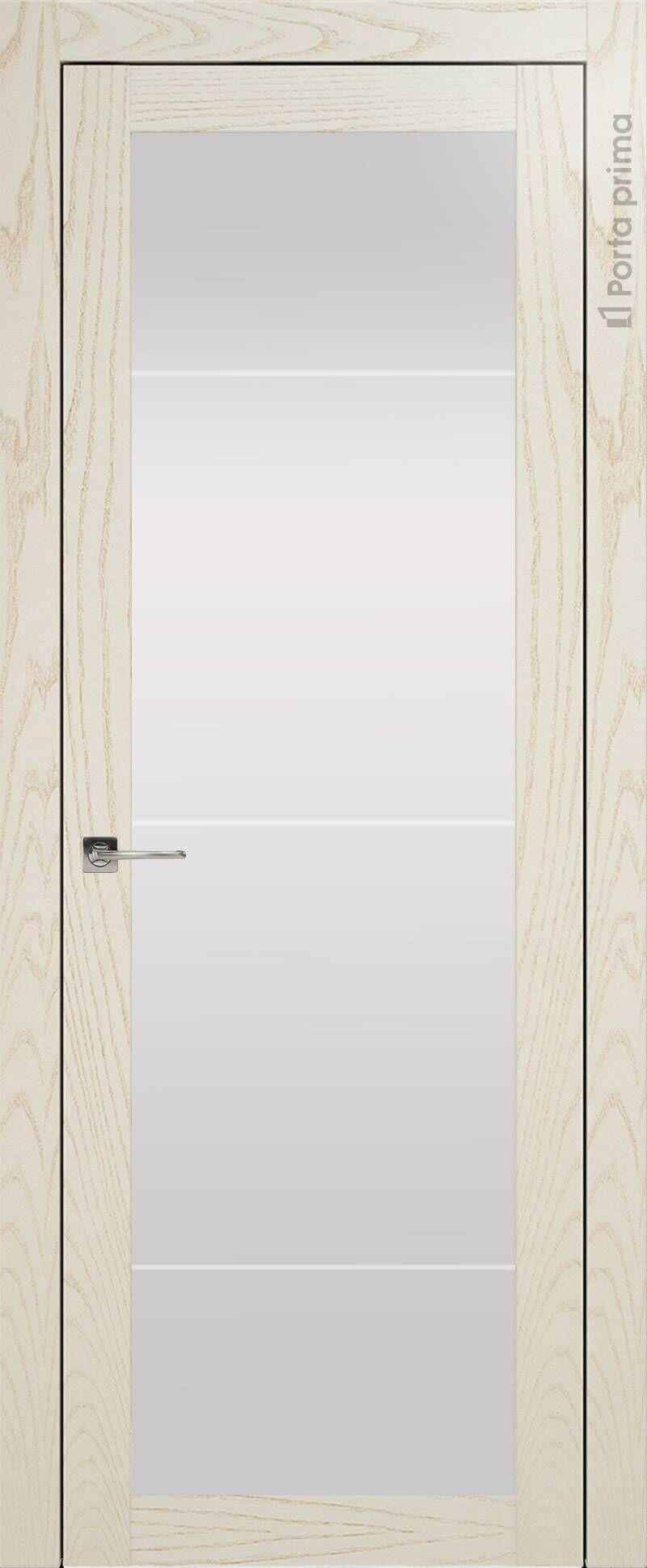 Tivoli З-3 цвет - Бежевый ясень Со стеклом (ДО)