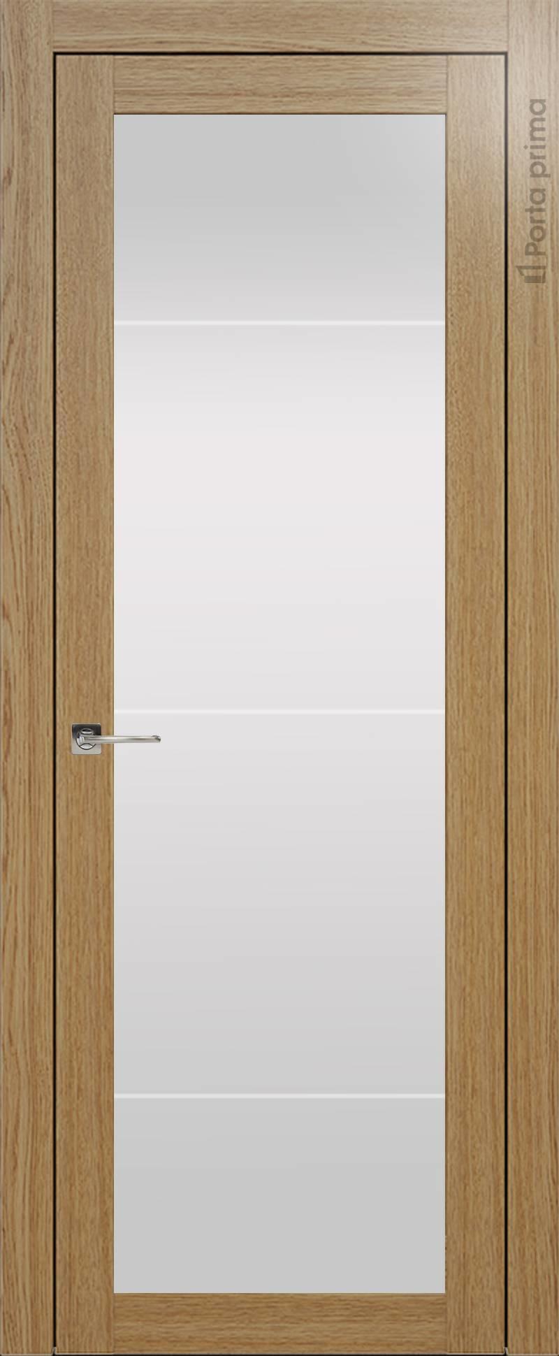 Tivoli З-3 цвет - Дуб карамель Со стеклом (ДО)