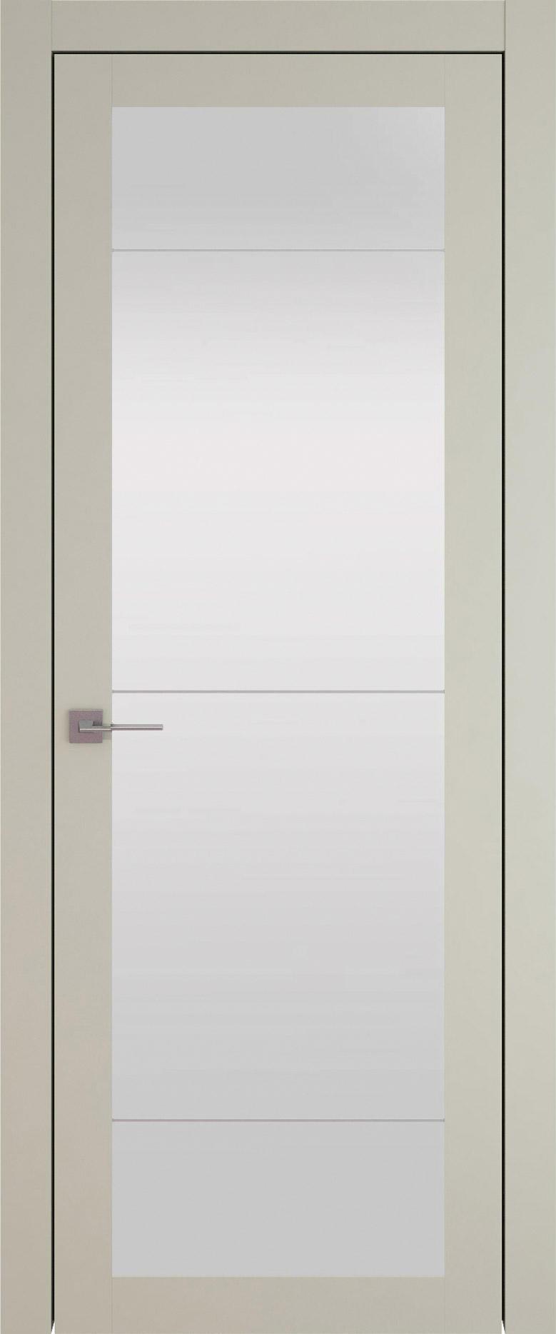Tivoli З-3 цвет - Серо-оливковая эмаль (RAL 7032) Со стеклом (ДО)