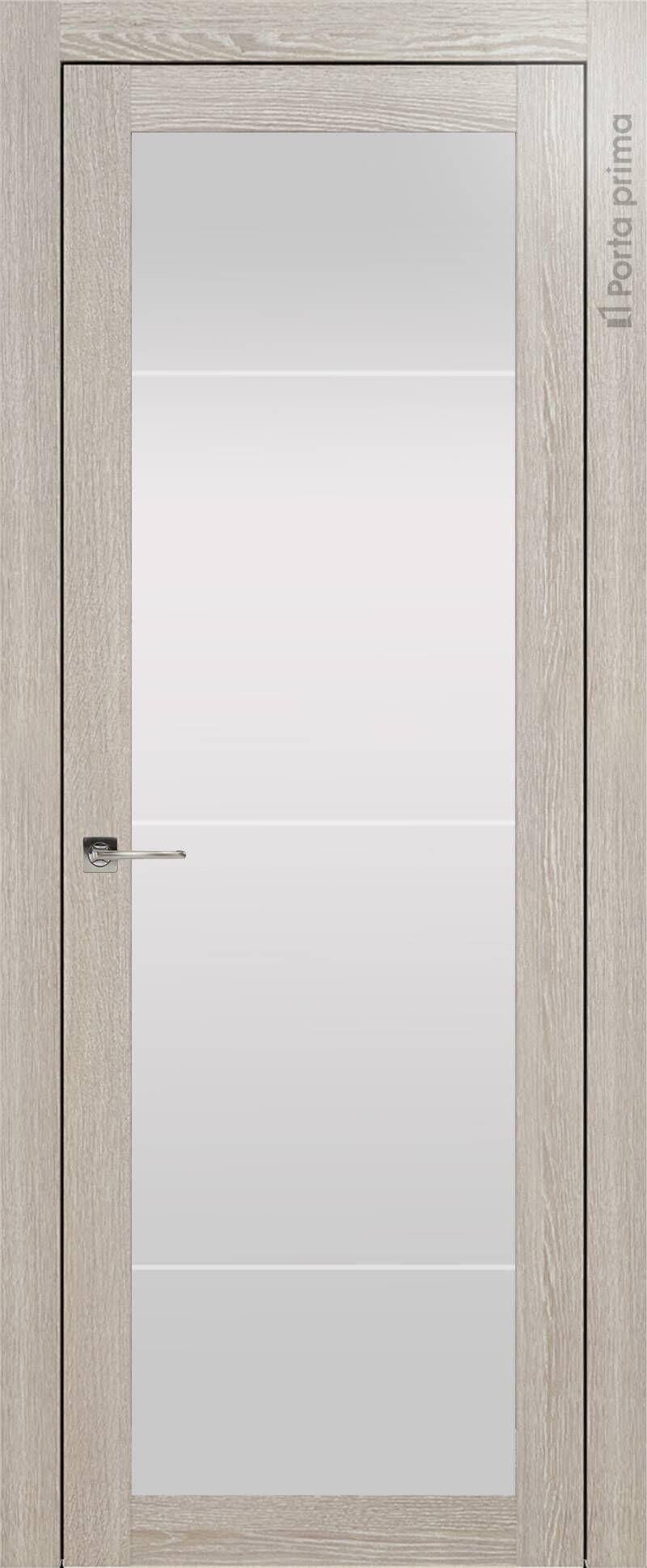 Tivoli З-3 цвет - Серый дуб Со стеклом (ДО)