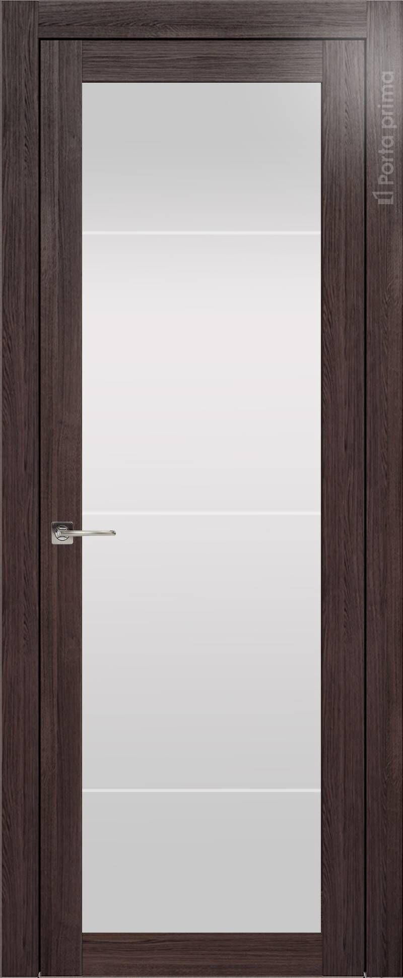 Tivoli З-3 цвет - Венге Нуар Со стеклом (ДО)