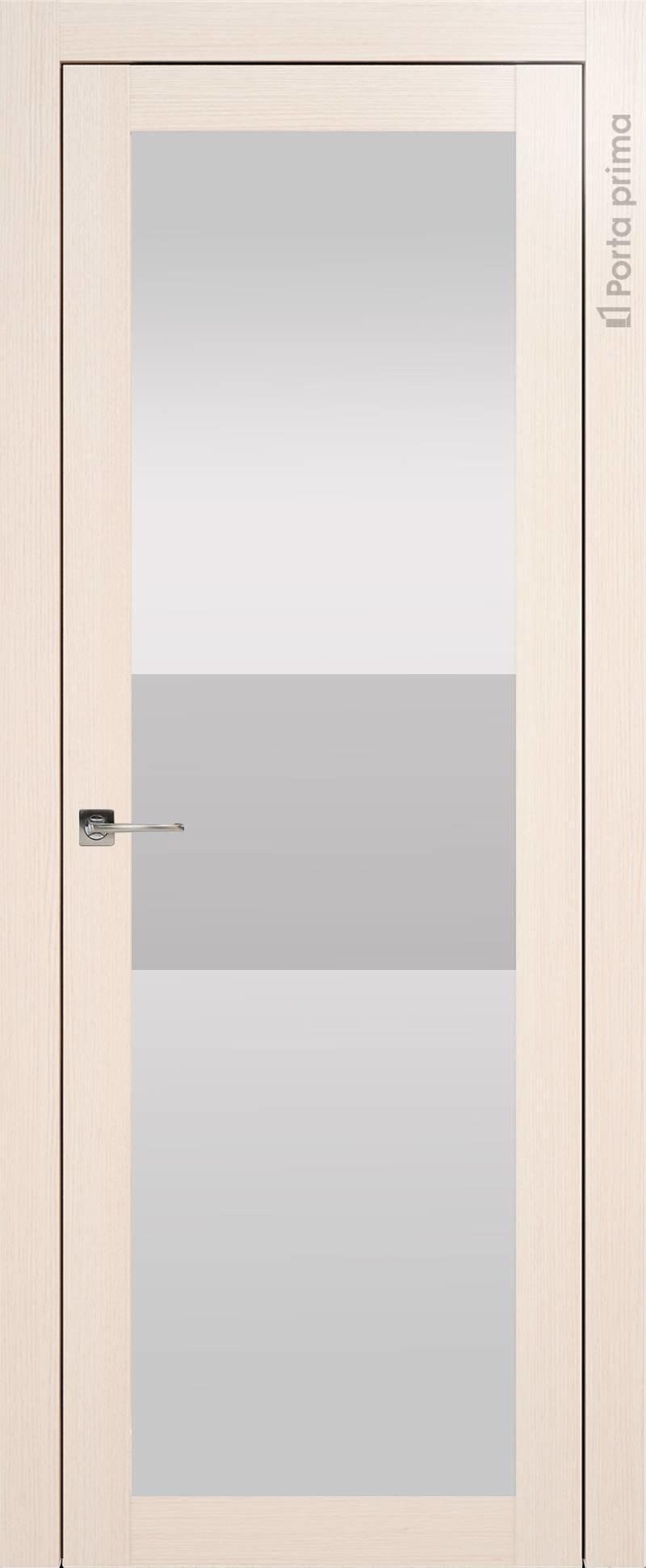 Tivoli З-4 цвет - Беленый дуб Со стеклом (ДО)