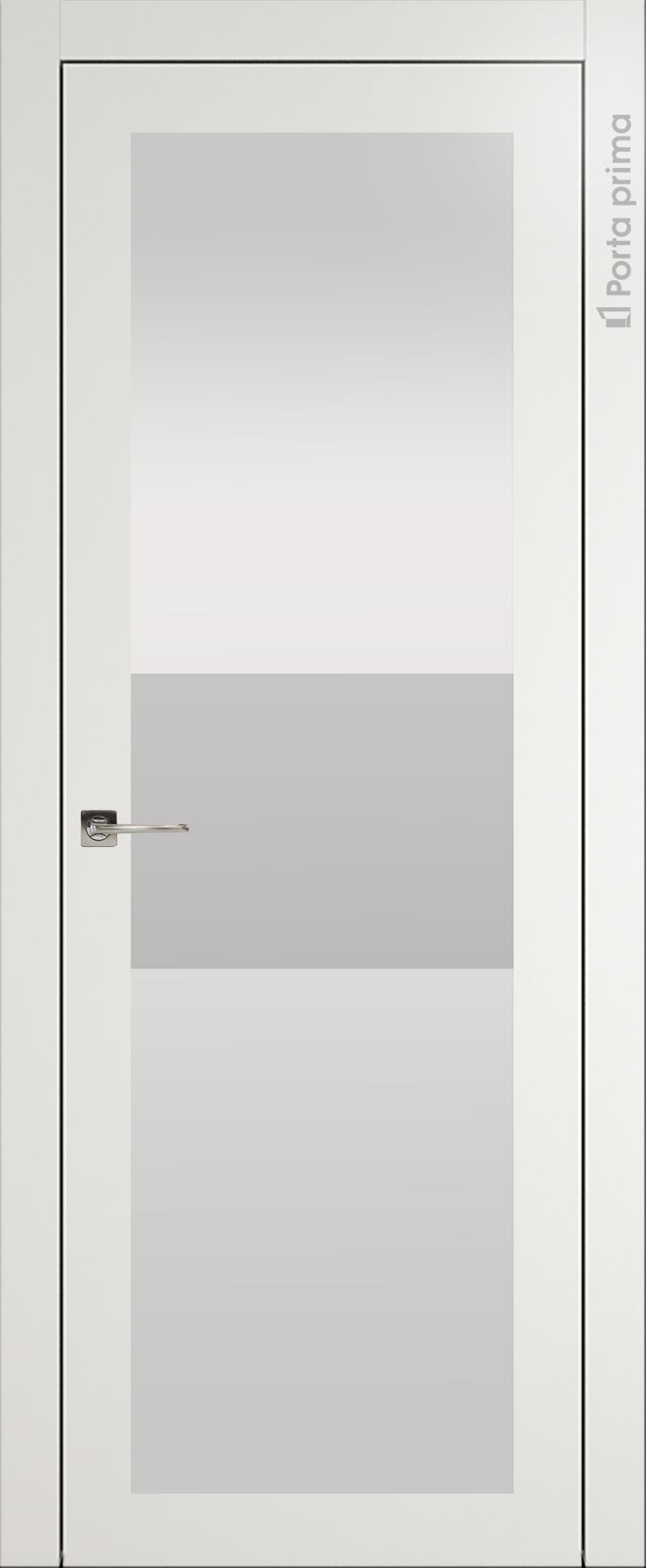 Tivoli З-4 цвет - Бежевая эмаль (RAL 9010) Со стеклом (ДО)
