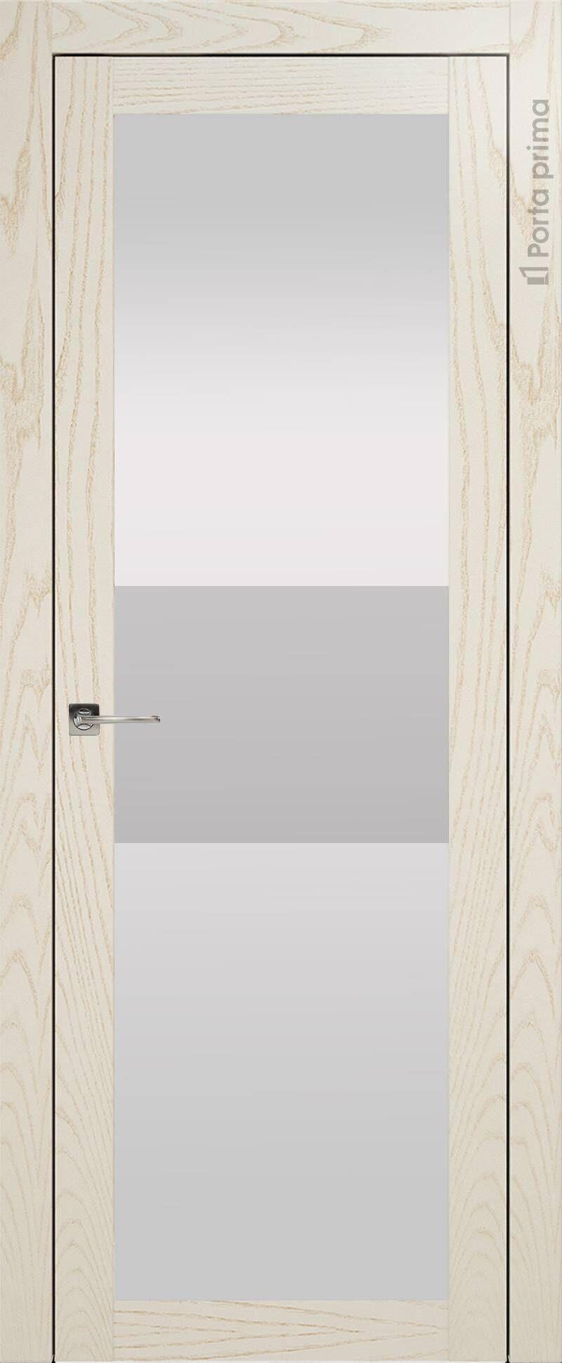 Tivoli З-4 цвет - Бежевый ясень Со стеклом (ДО)