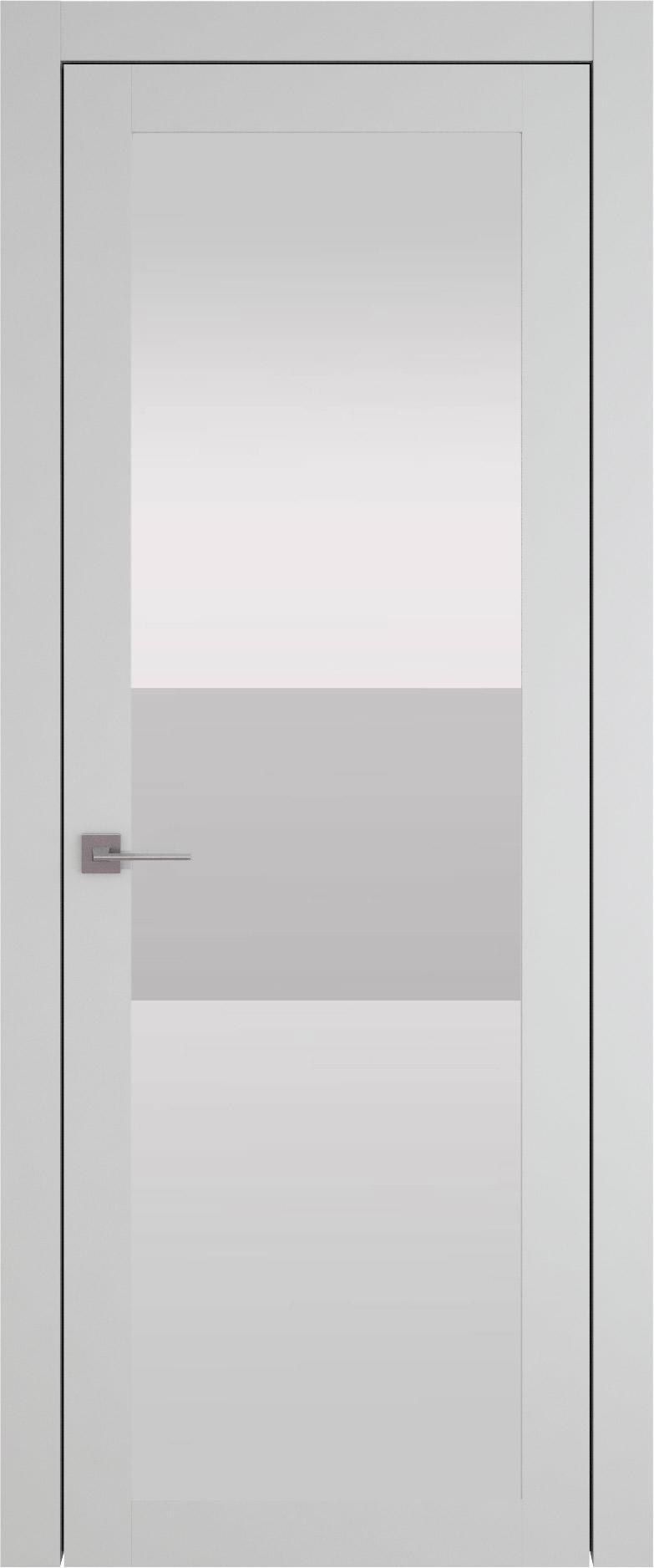 Tivoli З-4 цвет - Серая эмаль (RAL 7047) Со стеклом (ДО)