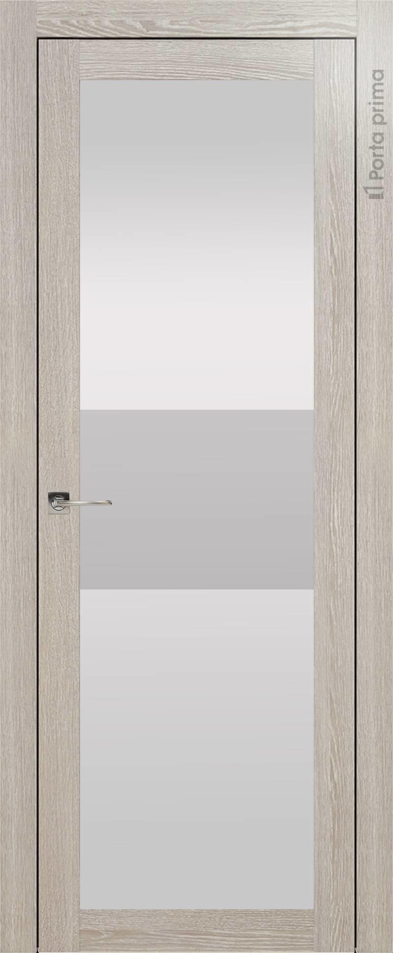 Tivoli З-4 цвет - Серый дуб Со стеклом (ДО)