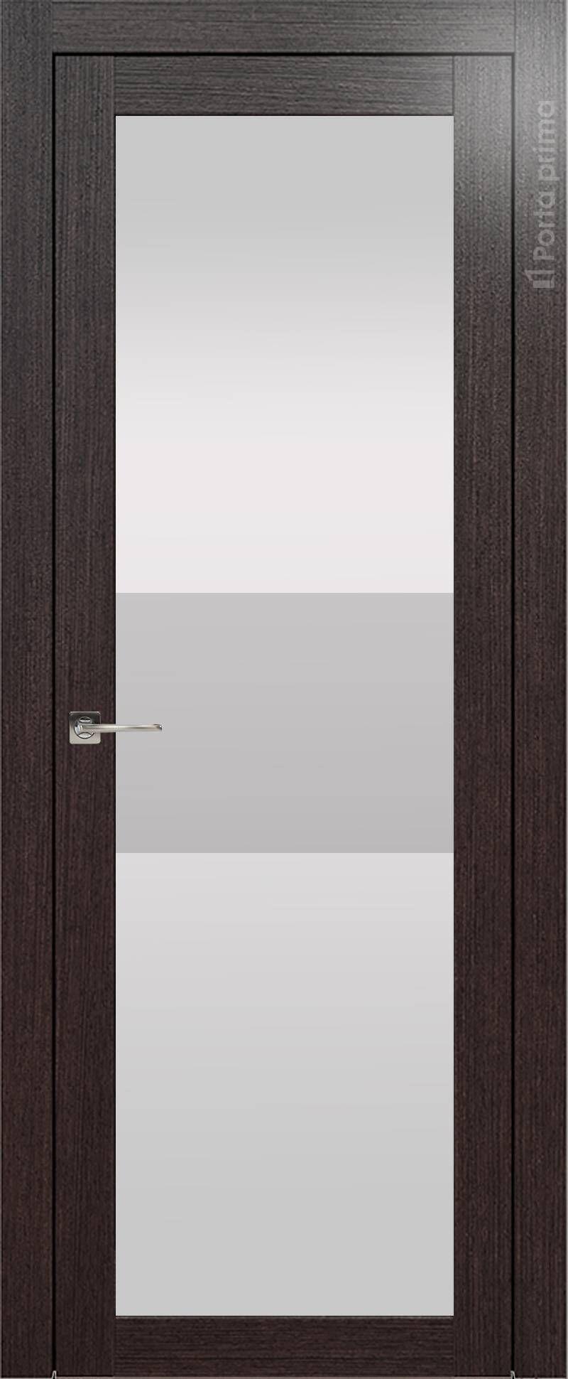 Tivoli З-4 цвет - Венге Шоколад Со стеклом (ДО)