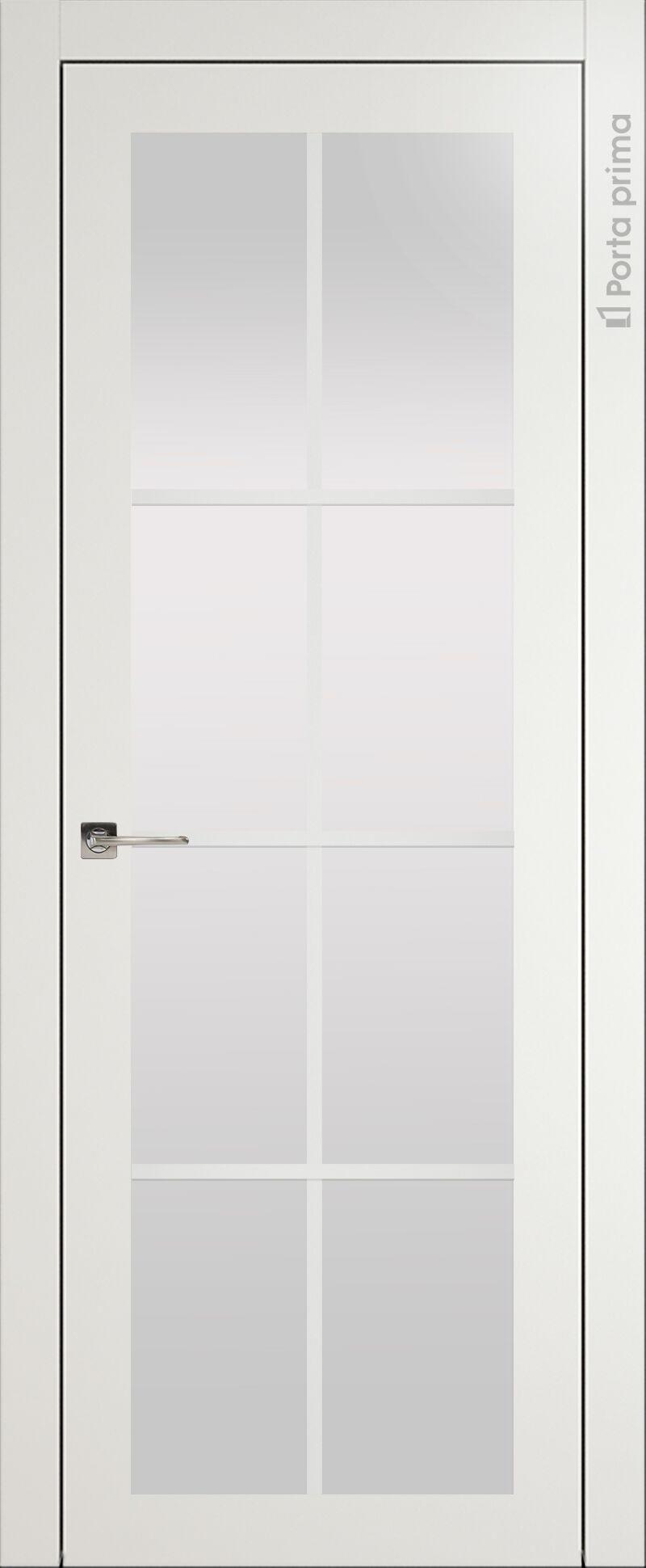 Tivoli З-5 цвет - Бежевая эмаль (RAL 9010) Со стеклом (ДО)
