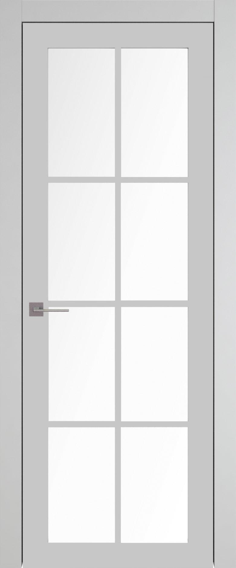 Tivoli З-5 цвет - Серая эмаль (RAL 7047) Со стеклом (ДО)