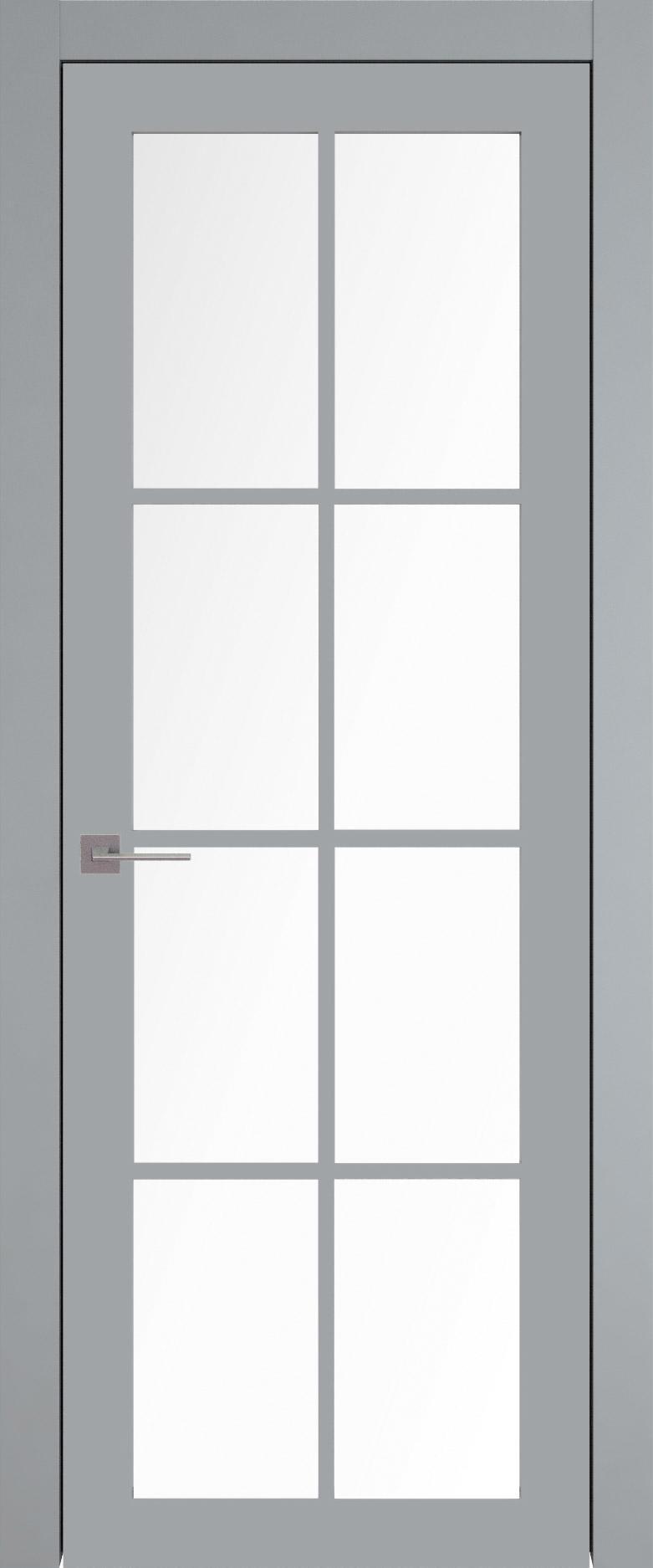 Tivoli З-5 цвет - Серебристо-серая эмаль (RAL 7045) Со стеклом (ДО)