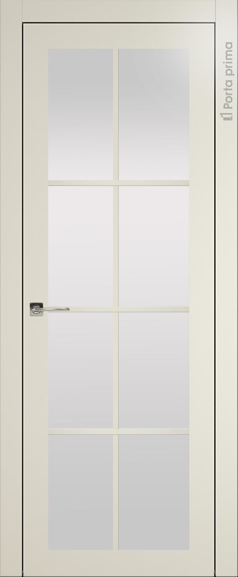 Tivoli З-5 цвет - Жемчужная эмаль (RAL 1013) Со стеклом (ДО)