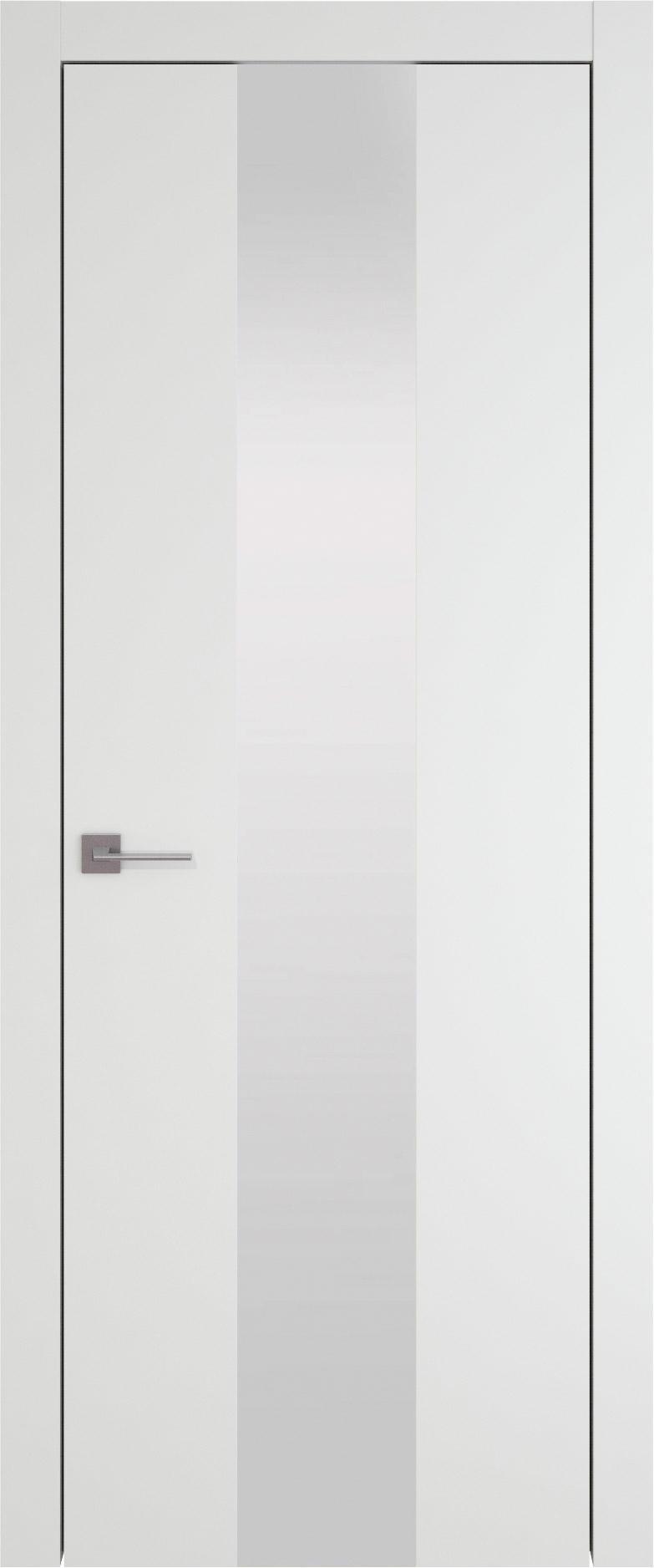 Tivoli Ж-1 цвет - Белая эмаль (RAL 9003) Со стеклом (ДО)