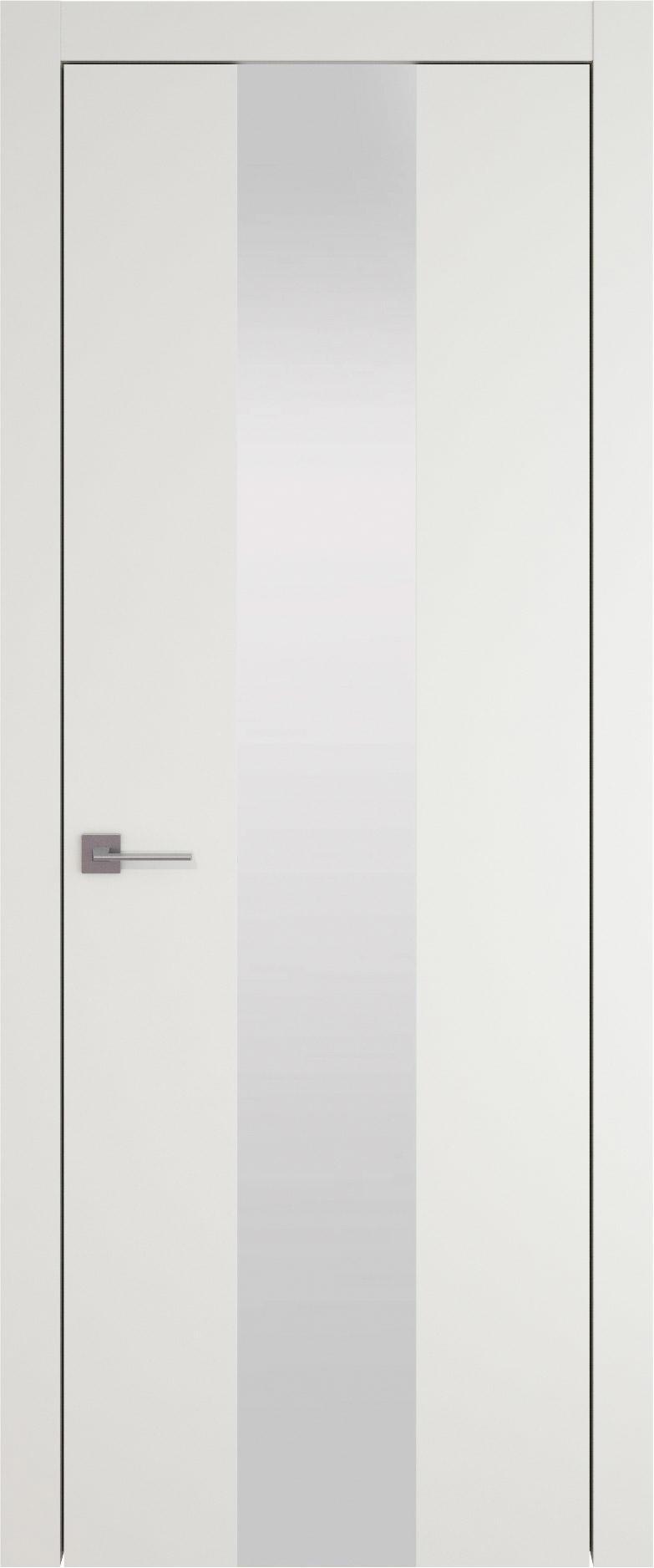 Tivoli Ж-1 цвет - Бежевая эмаль (RAL 9010) Со стеклом (ДО)