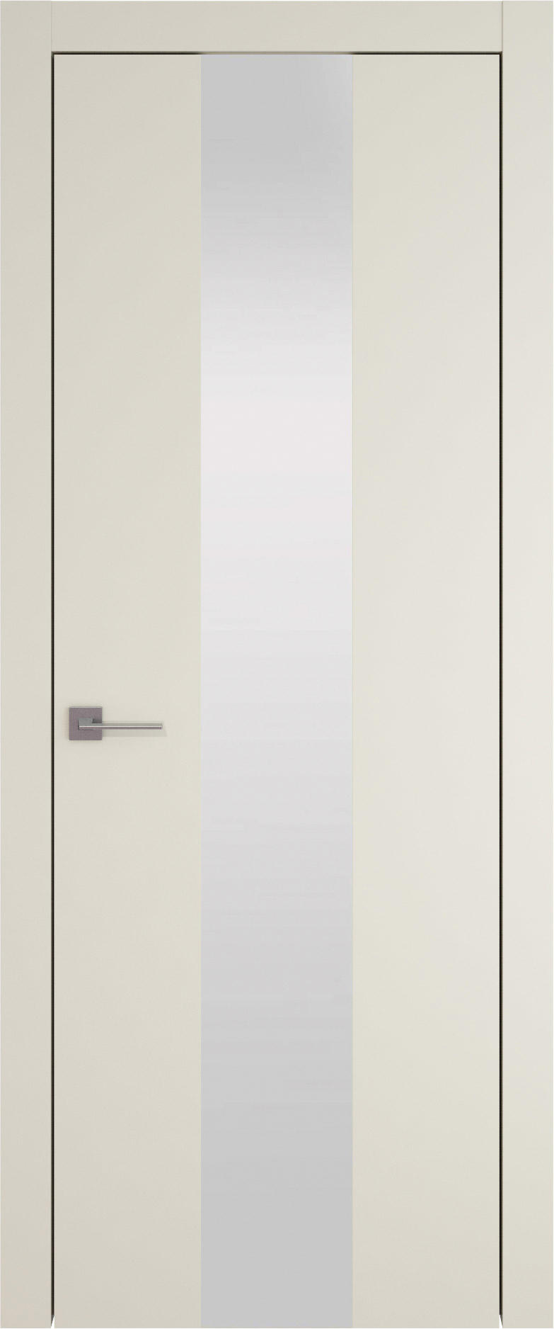 Tivoli Ж-1 цвет - Жемчужная эмаль (RAL 1013) Со стеклом (ДО)