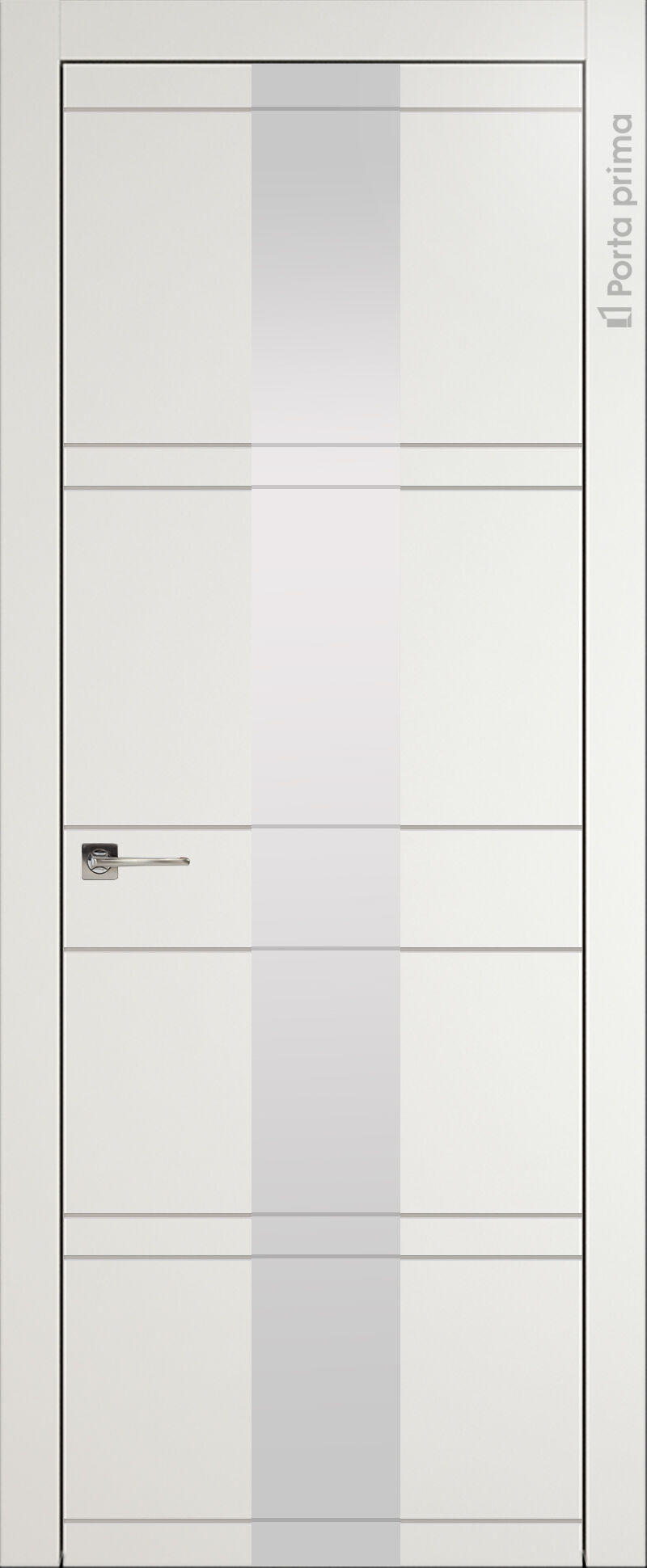 Tivoli Ж-2 цвет - Бежевая эмаль (RAL 9010) Со стеклом (ДО)