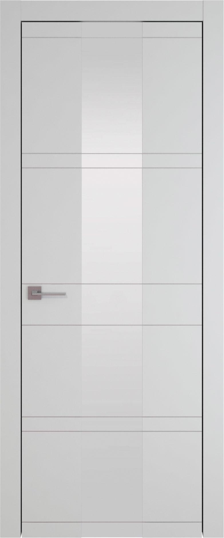Tivoli Ж-2 цвет - Серая эмаль (RAL 7047) Со стеклом (ДО)