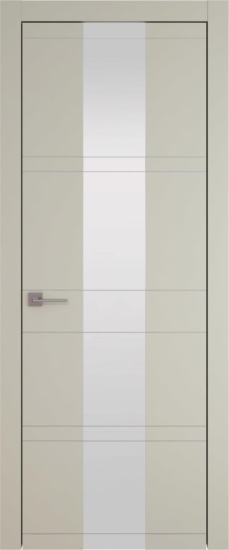 Tivoli Ж-2 цвет - Серо-оливковая эмаль (RAL 7032) Со стеклом (ДО)