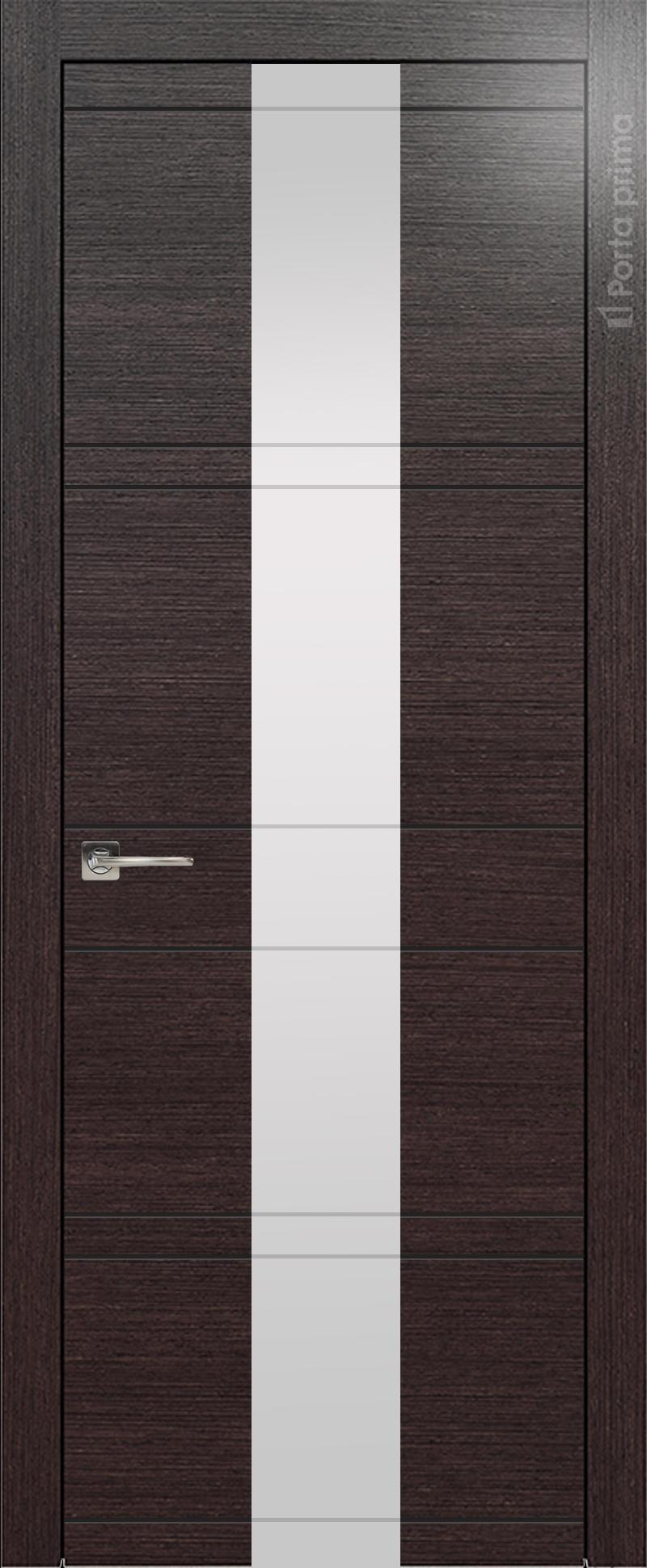 Tivoli Ж-2 цвет - Венге Шоколад Со стеклом (ДО)