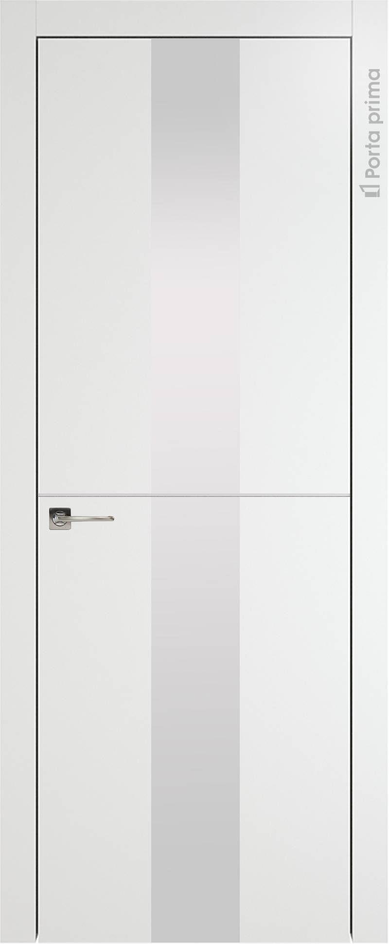 Tivoli Ж-3 цвет - Белая эмаль (RAL 9003) Со стеклом (ДО)