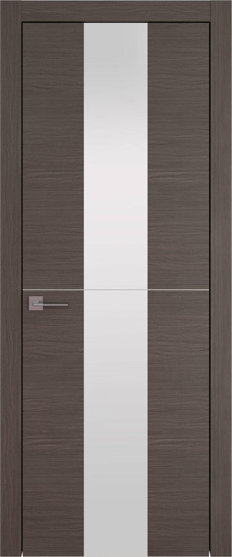 Tivoli Ж-3 цвет - Дуб графит Со стеклом (ДО)